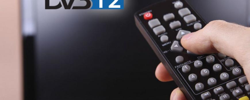 Nuovo Std TV DVB T2 in arrivo